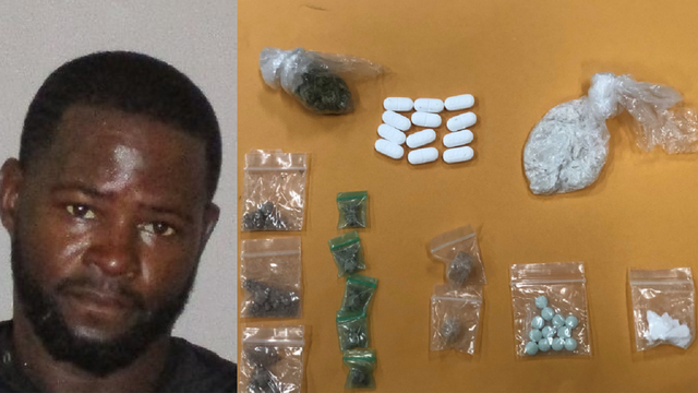 Deputies: Florida man stashed cocaine, heroin, pills in butt