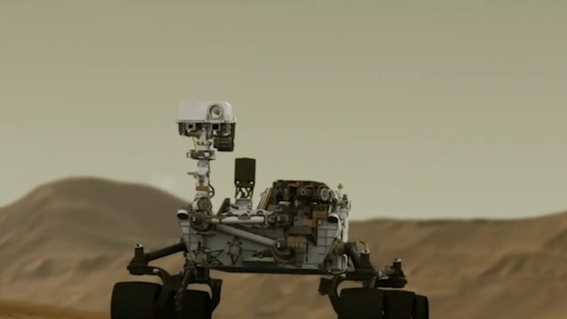 Before man landed on the moon, NASA sent robots