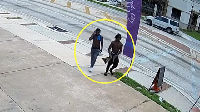 Police seek men involved in carjacking near Orlando soccer stadium