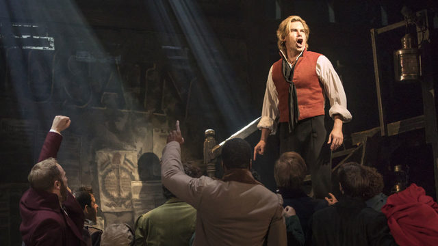 Tickets for 'Les Miserable' in Orlando go on sale Friday