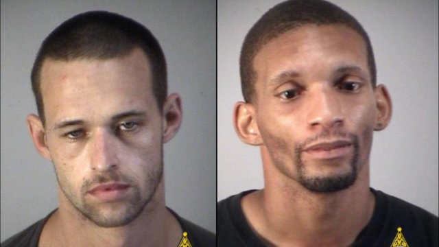 Florida men arrested in Lake County church burglary