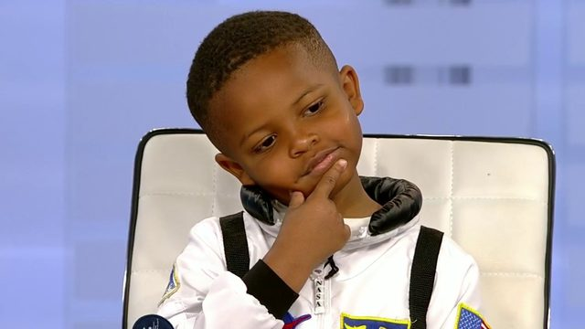 6-year-old Orlando boy is the world's cutest space expert
