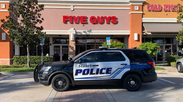 Fight at Five Guys lands five guys in jail