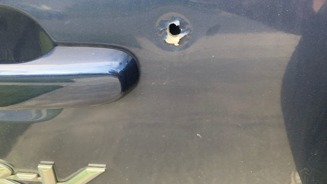 2 cars hit by bullets in Altamonte Springs