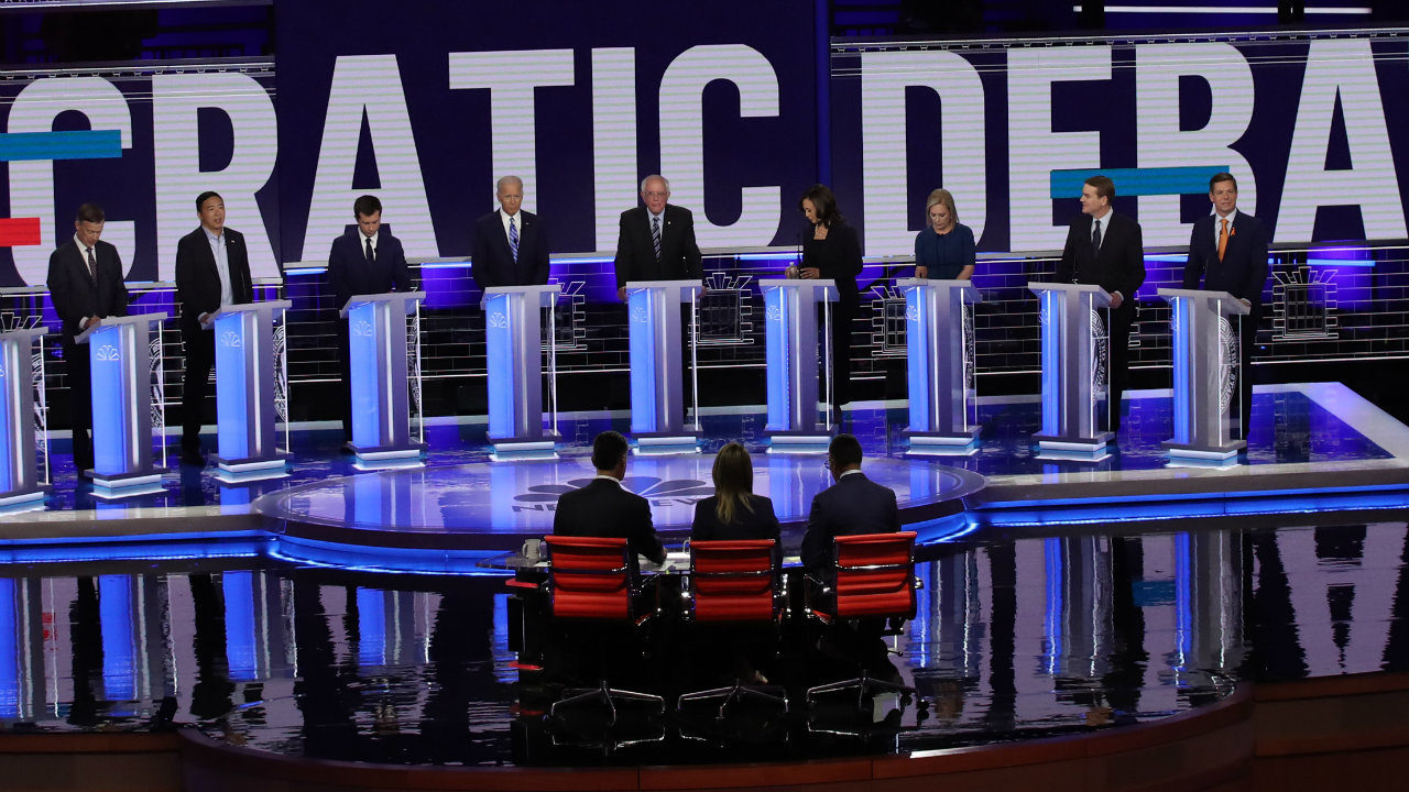 How will 2nd Democratic debates in Detroit compare to 1st in Miami?