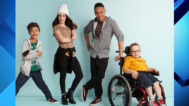 Kohl's launches adaptive clothing line for kids with special needs