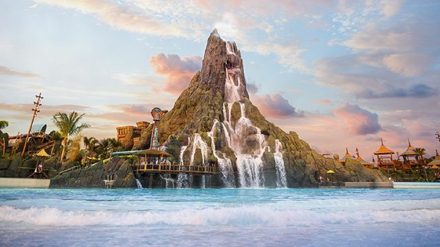 Lawsuit: Volcano Bay slide left man paralyzed