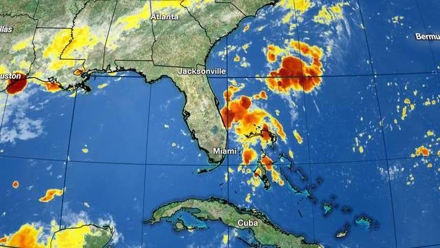 Here's how Tropical Depression 3 will affect Central Florida