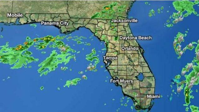 Tropics watch: Weather system meanders across Gulf