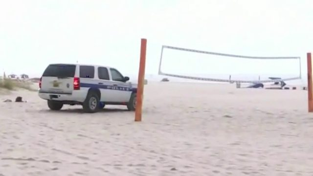 Man dies after being struck by lightning on Florida beach