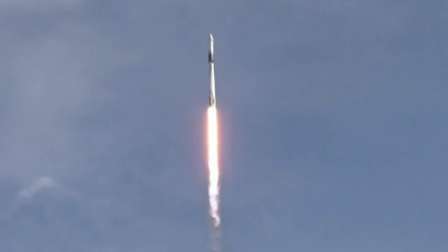 Successful launch, landing for SpaceX