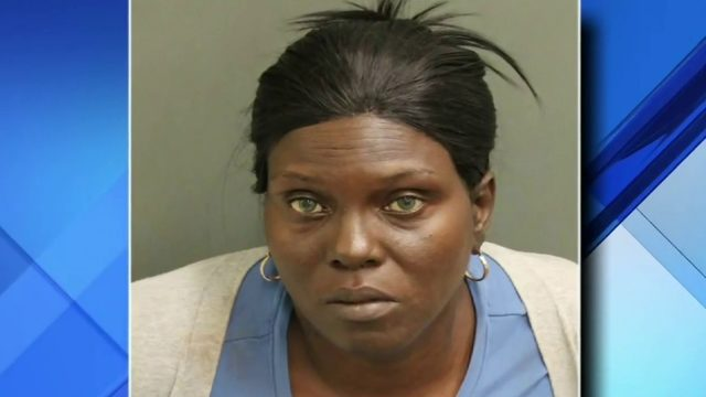 Woman arrested in shooting before crash