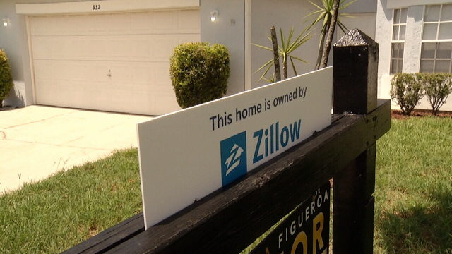 'Zillow Offers' joins growing iBuyer market in Orlando