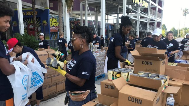 100 churches partner with Convoy of Hope to provide free services ahead…