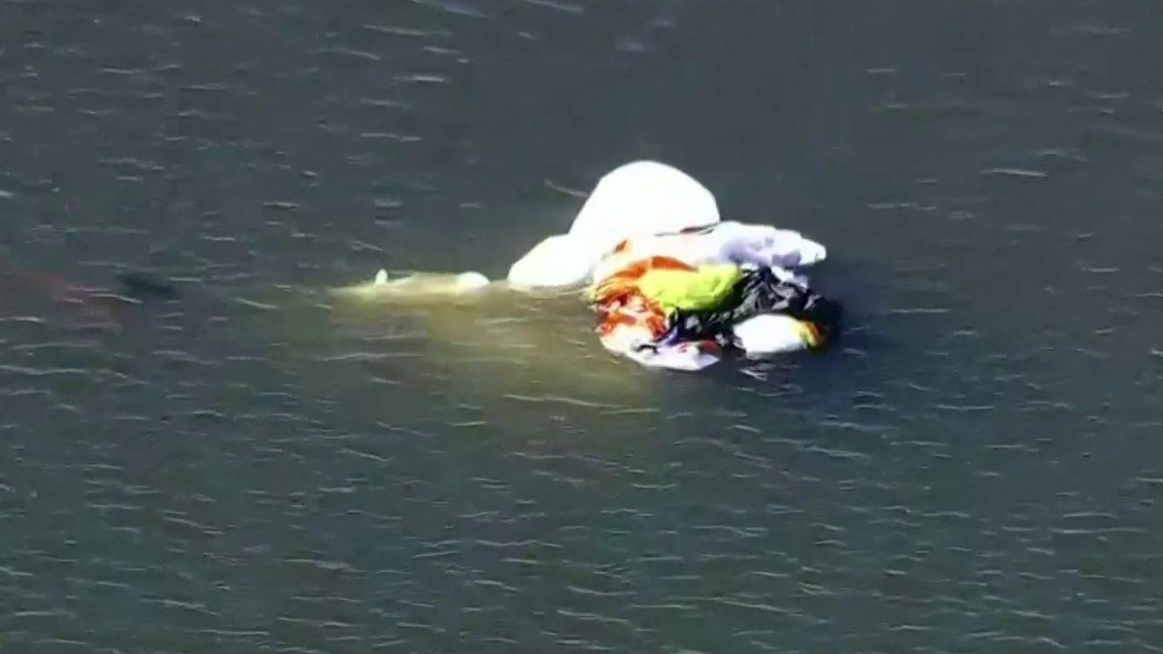 Pilot dies in Lake County crash