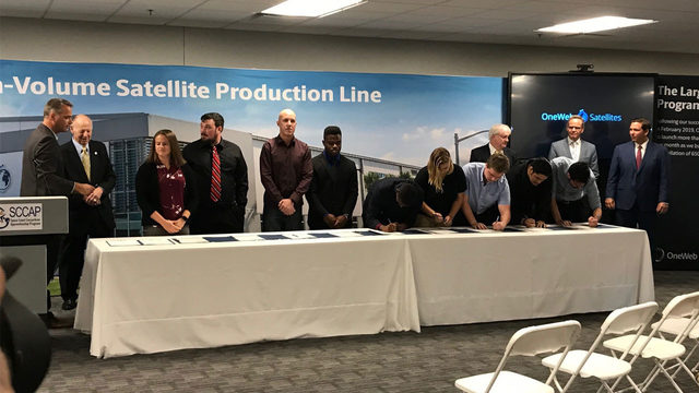 Space Coast launches first spaceflight industry-led apprenticeship program