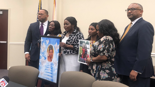 Cocoa woman's family files lawsuit