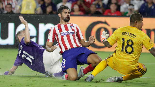 Atletico Madrid defeats MLS 3-0 in All-Star game