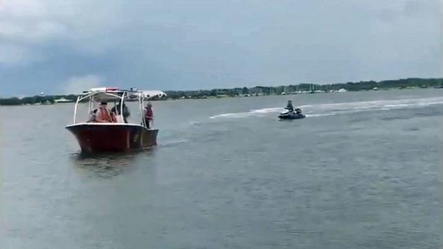 1 injured in jet ski crash near Titusville A. Max Brewer Bridge