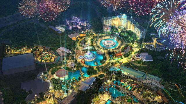 Universal announces new theme park