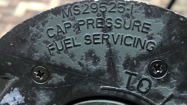 Object that fell in Winter Garden likely military fuel cap
