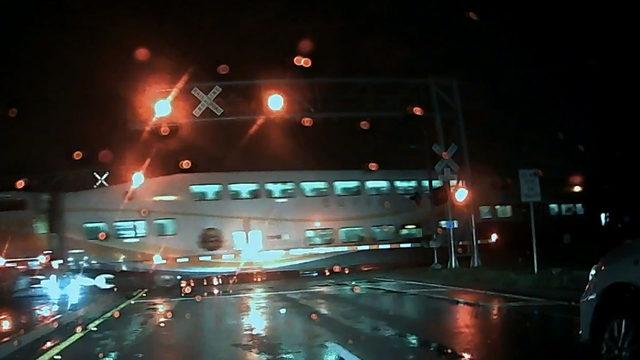 SunRail train hits car in Orange County