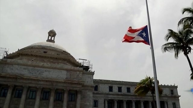 Is Puerto Rico in the process of a renewed government?