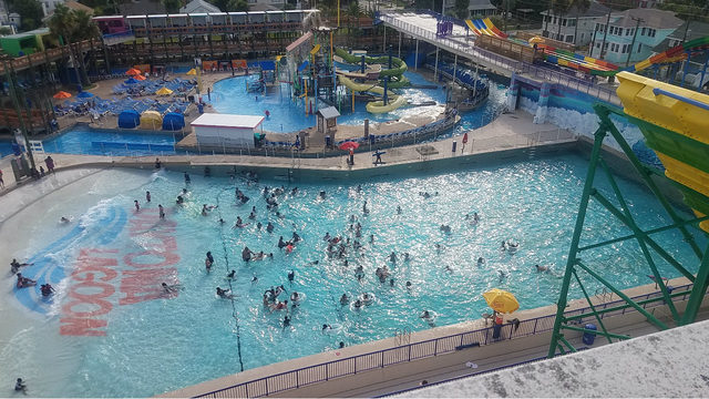 Boy drowns in Daytona Beach wave pool