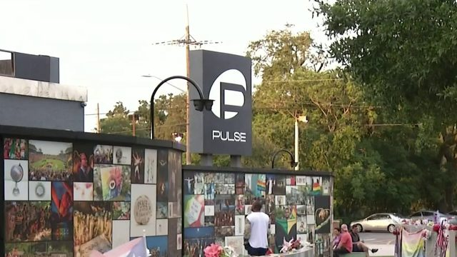 Visitors at Pulse React to weekend mass shootings
