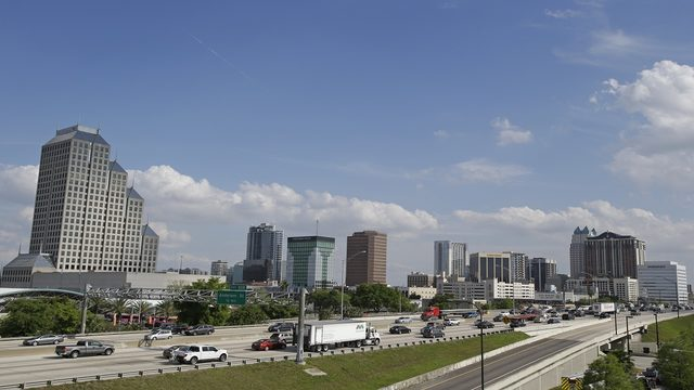Report: New skyscrapers could be coming to downtown Orlando
