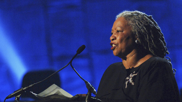 Twitter reacts to death of cherished author Toni Morrison