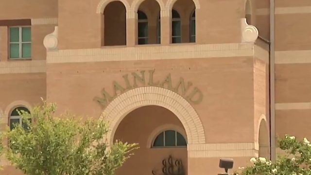 Mainland High principal on leave