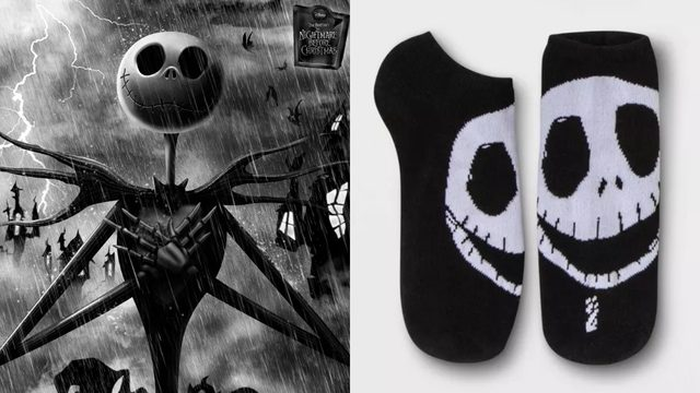 This store's new 'Nightmare Before Christmas' line is to die for