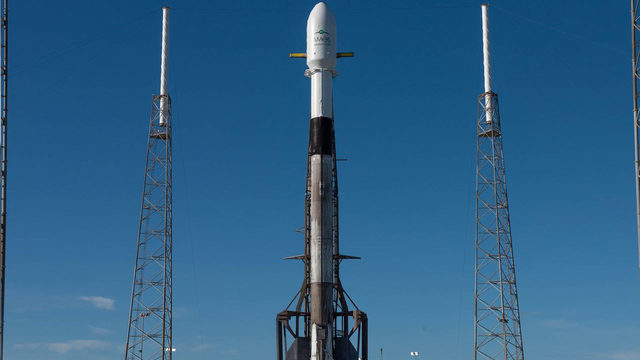 SpaceX launches Israeli company's satellite, ULA launch set for Thursday