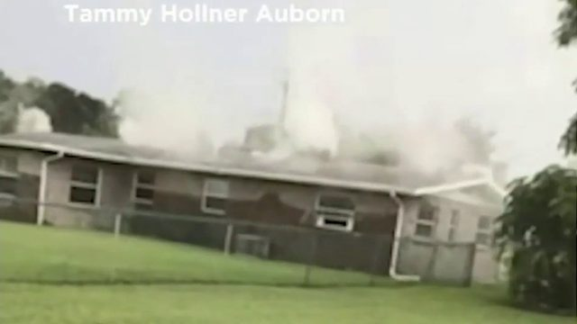 Neighbors help family recover from house fire