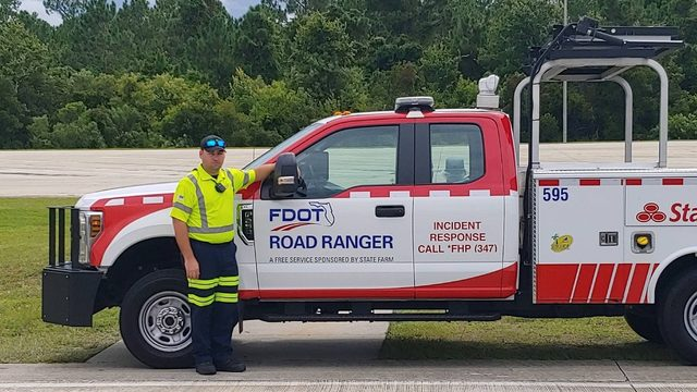 Florida Road Ranger helps find man at center of Silver Alert