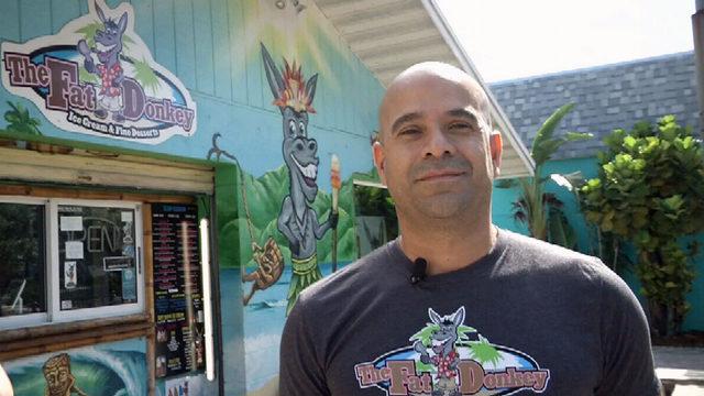 Cocoa Beach ice cream shop wins News 6 Best of Summer Frozen Treat