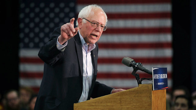 Bernie Sanders will tell us about aliens if elected president