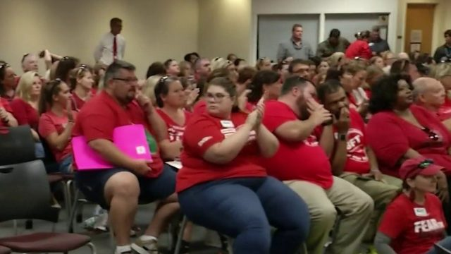 Brevard teachers to vote on new contract