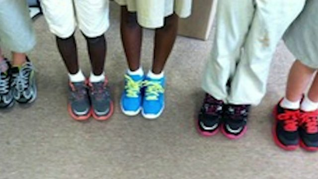 Brevard shoe drive could benefit children who escaped apartment fire