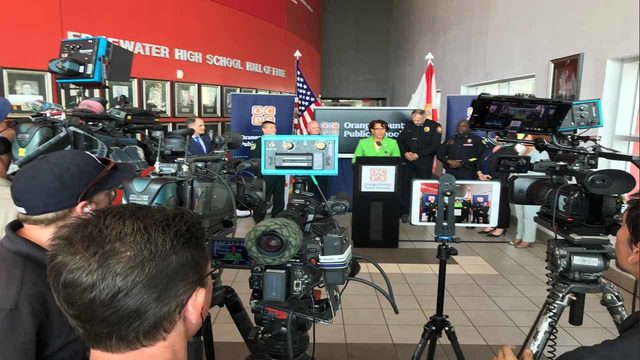 Orange County leaders talk school safety plans ahead of first day