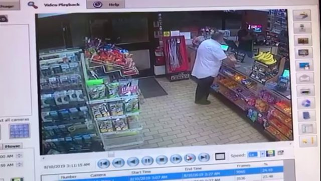 VIDEO: Osceola County  7-Eleven armed robbery