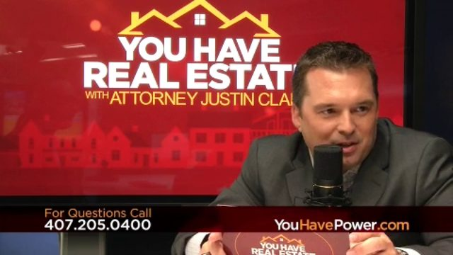 You Have Real Estate with Justin Clark -- Ep. 16