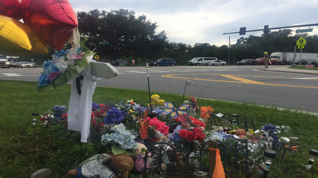 Mother of boy killed riding bike home from Wetherbee Elementary…