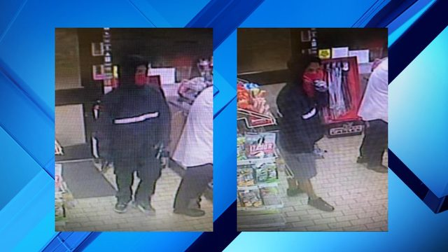 Osceola deputies search for 7-Eleven armed robbery suspects
