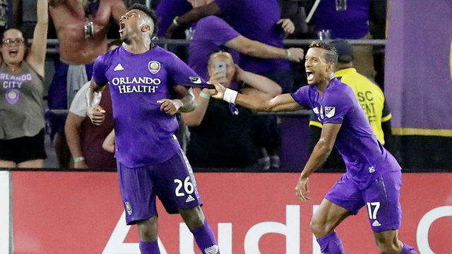 Orlando City gains 3 critical points in heated playoff chase