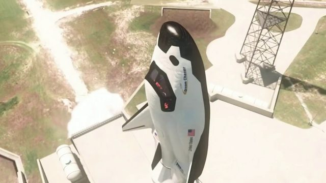 Dream Chaser space plane to launch on ULA Vulcan rocket