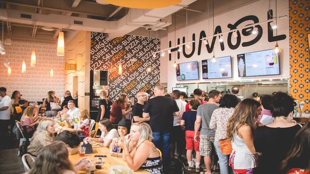 Humbl food with big ambitions: Restaurant opens with hope to become…