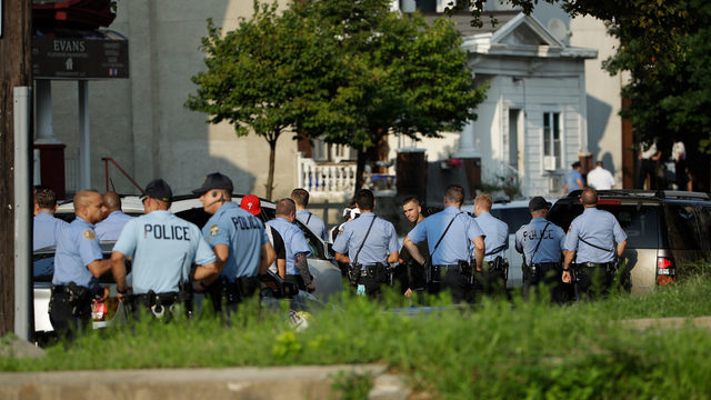 6 officers shot in 'active' Philadelphia shooting, police say