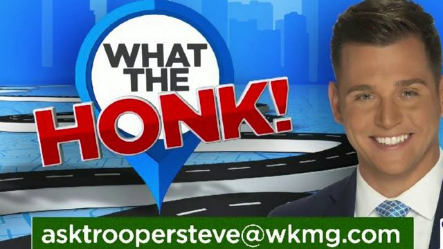 What the honk: Trooper Steve addresses the weird you see on the road